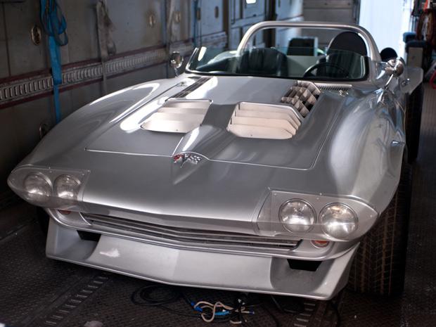 Chevrolet Corvette Grand Sport 1966 (Foto: Divulgação/Universal Pictures)