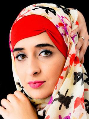 'Queria fazer moda islâmica, mas não de forma escrachada', diz Falastin (Foto: Divulgação)