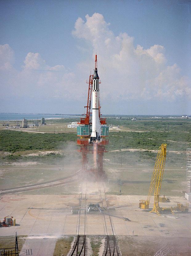 Alan Shepard 2 (Foto: Nasa / AP Photo)