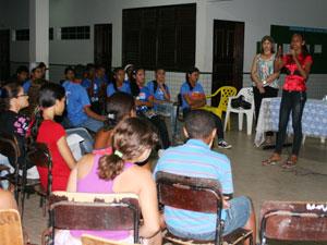 No Maranhão, projeto promove a cultura de paz nas escolas de São Luís (Foto: Divulgação)