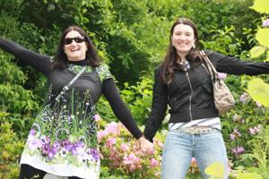 Recado dia das Mães (Foto: Roana Melina de Oliveira Hansen/VC no G1)