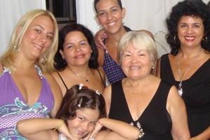 Recado dia das mães (Foto: Caroline Souza Cunha/VC no G1)