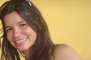 Recado dia das mães (Foto: Daniela Cristina/VC no G1)
