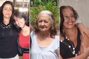 Recado dia das mães (Foto: Evelyn Moreira/VC no G1)