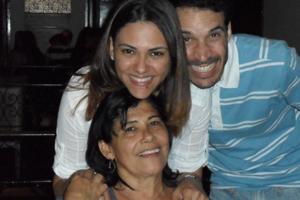Recado dia das mães (Foto: Jessica Gois Miranda de Lima/VC no G1)