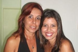 Recado dia das mães (Foto: Hortencia Noronha dos Santos/VC no G1)