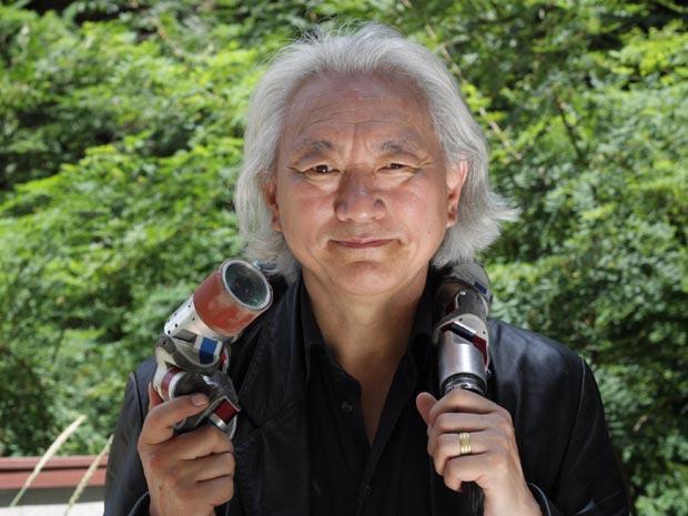 Michio Kaku 1 (Foto: Discovery / Divulgação)
