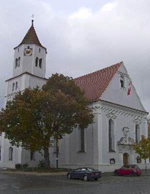 Policial foi demitido por sexo em igreja de Rennertshofen. (Foto: Divulgação)