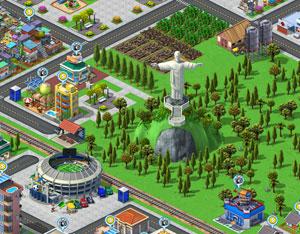 'Cidade Maravilhosa: Rio', novo jogo social para usuários do Orkut (Foto: Divulgação)
