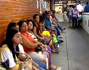 Campanha de vacinação contra a gripe foi prorrogada no Rio (Foto: Reprodução / TV Globo)
