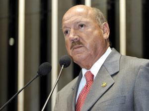 Senador Luiz Henrique da Silveira (PMDB-SC) (Foto: Agência Senado)