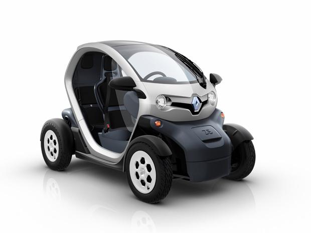 Renault Twizy Urban (Foto: Divulgação)