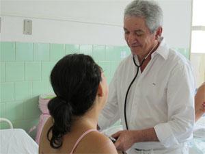 Médico que presenciou milagre atribuído a Irmã Dulce (Foto: G1 BA)