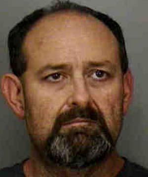 Randall Lance Courson foi preso após filmar vizinhos fazendo sexo. (Foto: Divulgação)