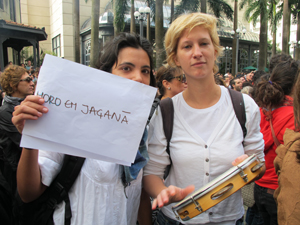 Moro em Jaçanã (Foto: Roseane Aguirra/G1)