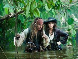 Cena do novo 'Piratas do Caribe' (Foto: Divulgação/IMDB)