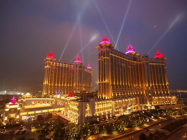 Galaxy Macau (Foto: AP)