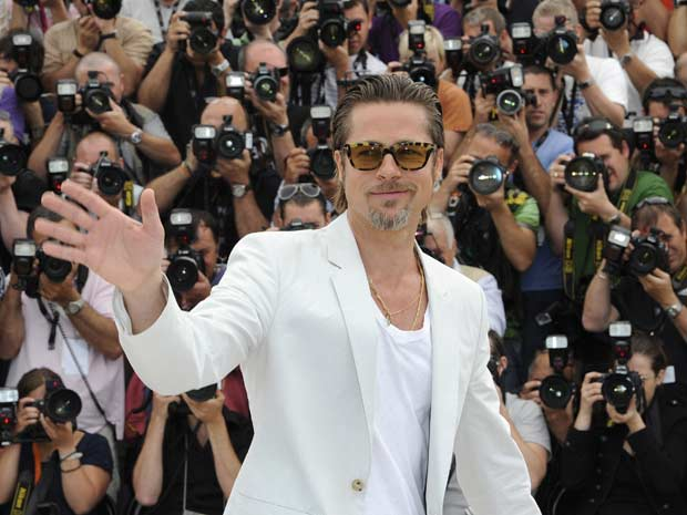 Brad Pitt (Foto: Reuters)
