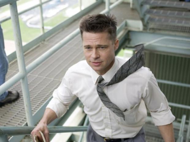 Brad Pitt em cena de 'Árvore da vida' (Foto: Divulgação)