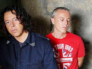 A dupla de pop rock Tears for Fears (Foto: Divulgação)