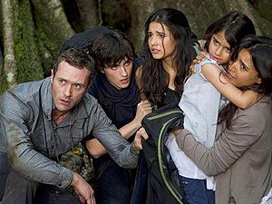 O elenco de 'Terra nova' (Foto: Divulgação)