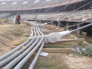 Seguem imagens do projeto do Maracanã, divulgadas durante a apresentação do projeto executivo no Tribunal de Contas da União (TCU), em Brasília. (Foto: Divulgação/Governo do Rio de Janeiro)