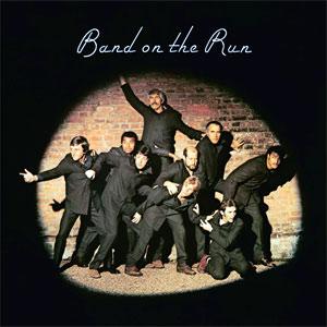 Capa de 'Band on the run', de 1973 (Foto: Reprodução)