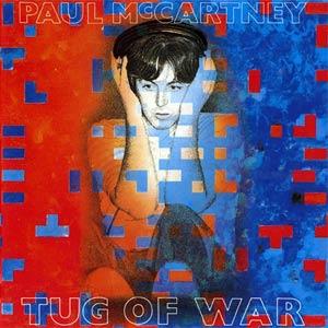 Capa de 'Tug of war', de 1982 (Foto: Reprodução)