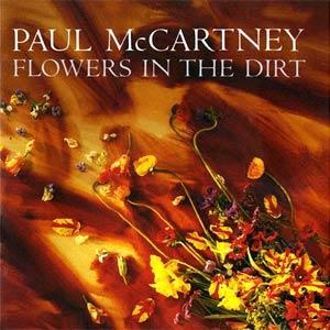 Capa de 'Flowers in the dirt', de 1989 (Foto: Reprodução)