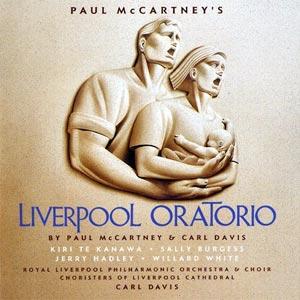 Capa de 'Liverpool oratorio', de 1991 (Foto: Reprodução)