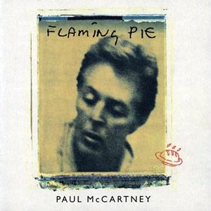 Capa de 'Flaming pie', de 1997 (Foto: Reprodução)