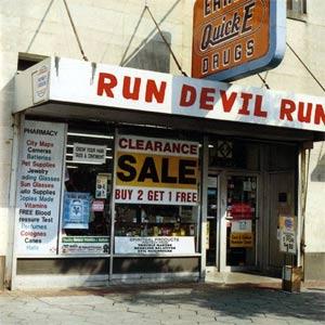 Capa de 'Run devil run', de 1999 (Foto: Reprodução)
