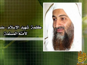 Al-Qaeda divulga mensagem póstuma de Bin Laden (AFP)