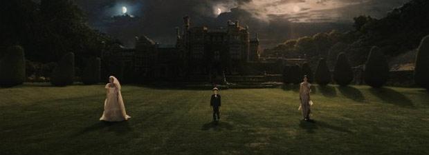 Cena do longa 'Melancholia', de Lars Von Trier (Foto: Divulgação/IMDB)