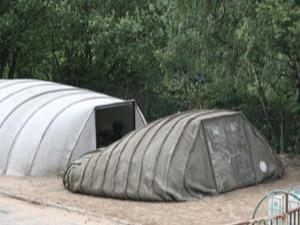 Tenda concreto 2 (Foto: BBC)