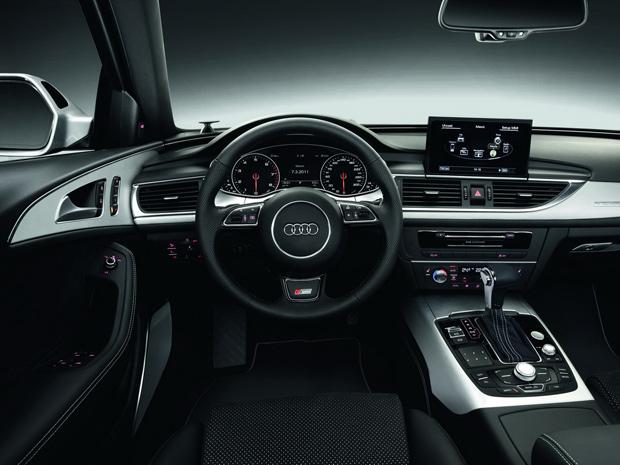 Audi A6 Avant (Foto: Divulgação)