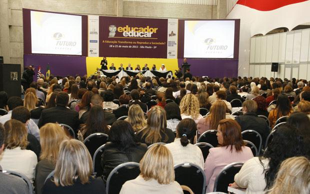 Seminários vão debater os rumos da educação brasileira (Foto: Divulgação)