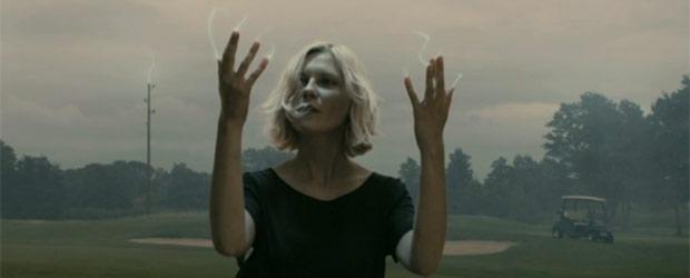 """Kirsten Dunst, a premiada em Cannes, em cena de """"Melancolia"""".  (Foto: Divulgação)"""
