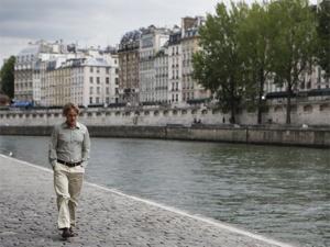 """Owen Wilson em cena de """"Meia-noite em Paris"""".  (Foto: Divulgação)"""