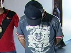 ladrão arrependido (Foto: Reprodução TV Centro América)