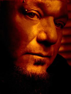 Paul Di'Anno, ex-vocalista do Iron Maiden (Foto: Divulgação)