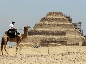 Satélite pirâmides 1 (Foto: AFP Photo / BBC)