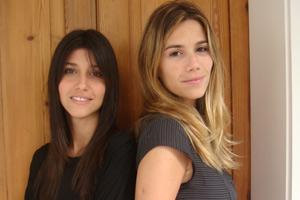 Marcela Calmon e Renata Salles são estilistas da Filhas de Gaia (Foto: Divulgação)