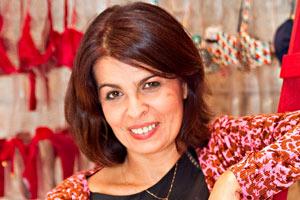 Jacqueline de Biase, criadora da Salinas (Foto: Divulgação)