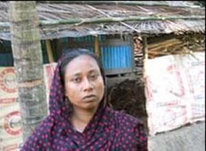 Monju Begum (Foto: BBC)