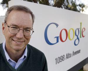 Eric Schmidt hoje é presidente do conselho de administração do Google (Foto: Paul Sakuma/AP)