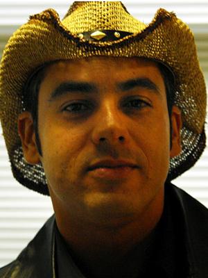 cowboy BBB (Foto: Naná Coutinho/BBB)