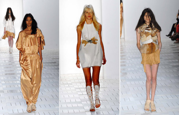 Ágatha Fashion Rio (Foto: Alexandre Durão/G1)