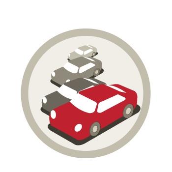 Financiamento de carro (Foto: Editoria de Arte)