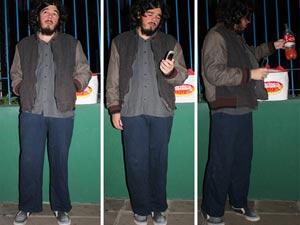 Vinicius é um dos autores do blog 'Todo Dia um Look' (Foto: Arquivo Pessoal)